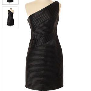BCBGMAXAZRIA. little black dress